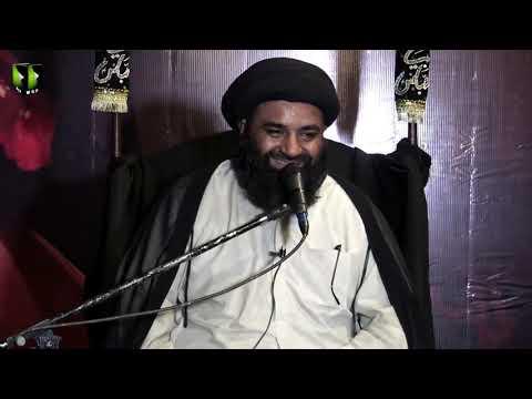 [02] Topic: Ibrat e Ashura   H.I Kazim Abbas Naqvi   Muharram 1441/2019 - Urdu