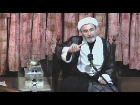 [4th Night] Topic: Imam Hussain A.S A caller to Allah (SWT) Sheikh Mansour Leghai | Muharram 1441/2019 English