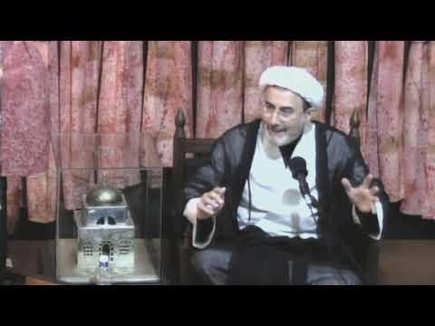 [5th Night] Topic: Imam Hussain A.S A caller to Allah (SWT)  Shaykh Mansour Leghai Muharram 1441/ 2019 English