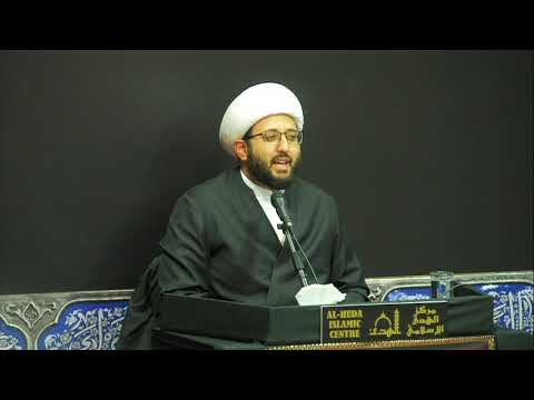 [Night 3] Topic: Love of Ahlul Bayt (AS) In Our Sources - Sheikh Amin Rastani - Muharram 1441/2019 English