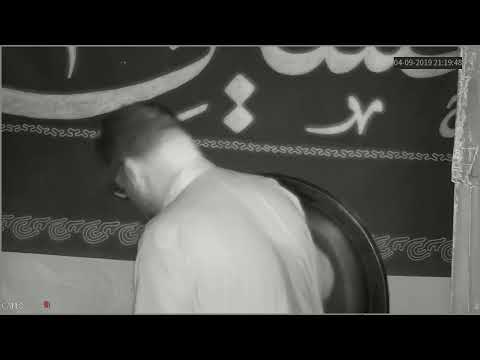 [5th Night] Topic:Less is more in a culture of Extravagant spending Br. Syed Asad Jafri |Muharram 1441/2019 English