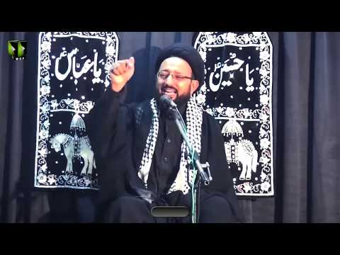 [02] Topic: Falsfa Wa Taqaza-e-Azadari | H.I Syed Sadiq Raza Taqvi | Muharram 1441/2019 - Urdu