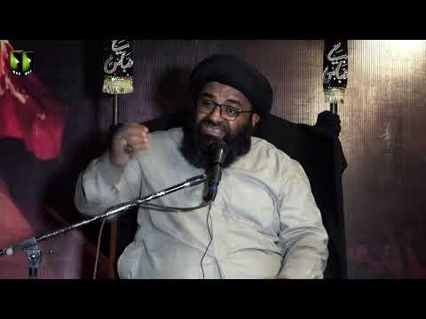 [03] Topic: Ibrat e Ashura   H.I Kazim Abbas Naqvi   Muharram 1441/2019 - Urdu
