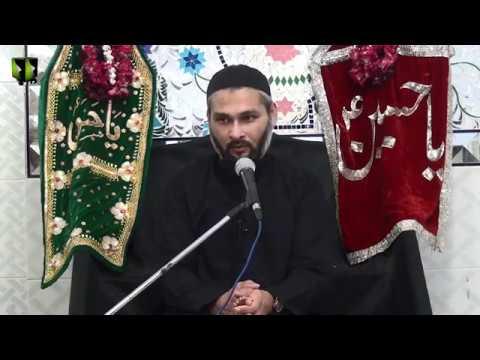 [03] Topic: Nizam e Wilayat  | Syed Zaigham Rizvi | Muharram 1441/2019 - Urdu