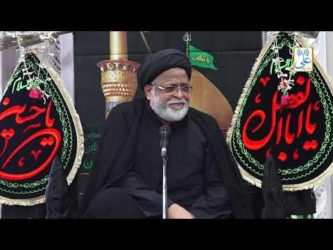 [4th Majlis] By Maulana Sayed Safi Haider | Khoja Masjid |  1441/2019 Urdu
