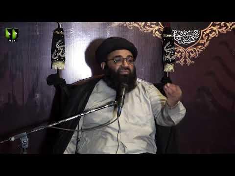 [04] Topic: Ibrat e Ashura   H.I Kazim Abbas Naqvi   Muharram 1441/2019 - Urdu