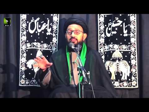 [04] Topic: Falsfa Wa Taqaza-e-Azadari | H.I Syed Sadiq Raza Taqvi | Muharram 1441/2019 - Urdu