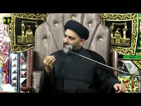 [06] Topic: Aza Wa Muhibaan-e-Aza | Moulana Nusrat Bukhari | Muharram 1441/2019 - Urdu