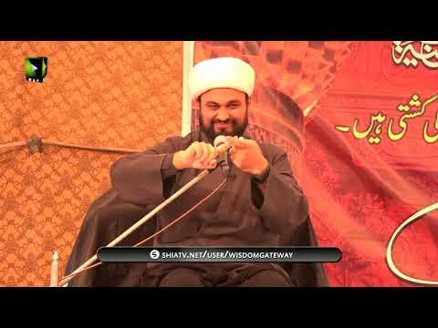 [06] Topic: Marifat e Imamat   Moulana Mohammad Ali Fazal   Muharram 1441 - Urdu