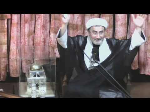 [7th Night] Topic:Imam Hussain (A.S) A caller to Allah SWT |Sheikh Mansour Leghai Muharram 1441/2019 English
