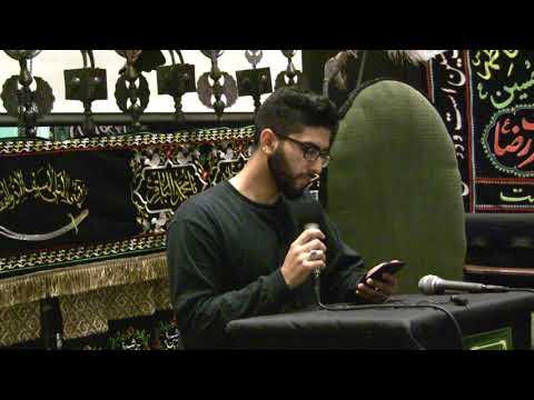 [Latmia] Muharram Poetry   Oh Crescent of Karbala   Br. Muhammad Sajjad English