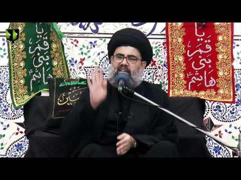 [06] Topic: Ahya-e-Deen Wa Imamat| H.I Ahmed Iqbal Rizvi | Muharram 1441/2019 - Urdu