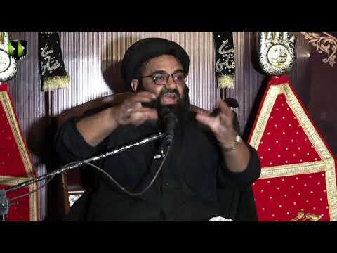 [07] Topic: Ibrat e Ashura   H.I Kazim Abbas Naqvi   Muharram 1441/2019 - Urdu