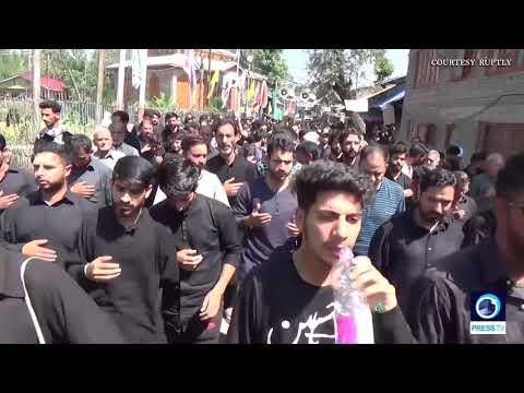 [11 Sept 2019] Kashmiris commemorate Ashura despite heavy restrictions by India - English