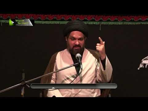 [Majlis] Topic: Qalb e Momin ki Kaifiyaat |H.I Syed Jawad Moosvi| Muharram 1441 - Urdu