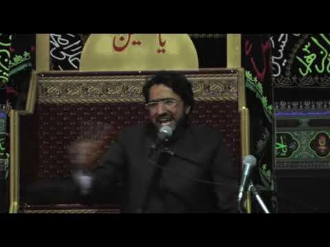 Masaib  Mola Abbas PBUH by Molana Syed Ali Raza Jan Kazmi - Urdu