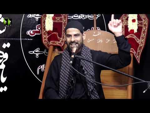[03] Topic: Insaan, Rushd (Taraqi) Aur Saqoot (Halakat) | Moulana Mubashir Zaidi | Muharram 1441 - Urdu