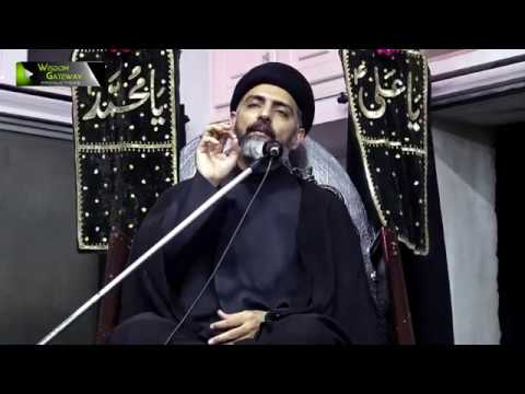[Majlis-e-Aza] Moulana Syed Nusrat Abbas Bukhari | Muharram 1441/2019 - Urdu