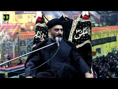 [Majlis-e-Aza] Moulana Syed Nusrat Abbas Bukhari   18 Muharram 1441/2019 - Urdu