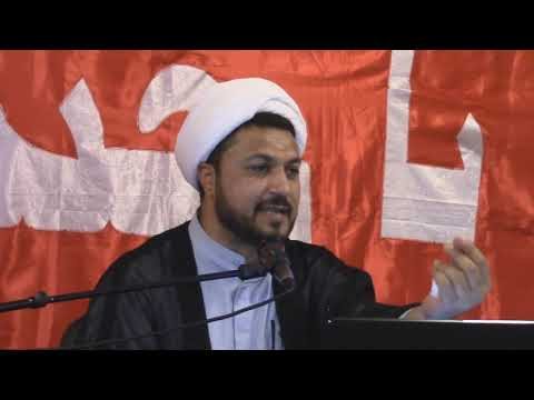 Why Imam Hussein was martyred Urdu.1
