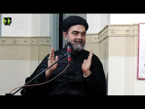 [05] Topic: Mojizaat Imam Hasan (as) Or Tarekh e Azwaaj e Masoom   H.I Muhammad Ali Naqvi - Urdu