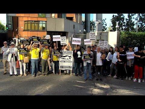 [02Oct19] Exigen justicia desde España para Jamal Khashoggi - English