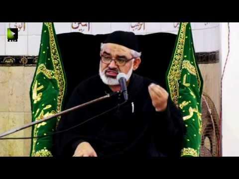 [03] Topic: Nahjul Balagha, Haris Hamdani Kay Naam Maktoob   H.I Ali Murtaza Zaidi   Safar 1441 - Urdu