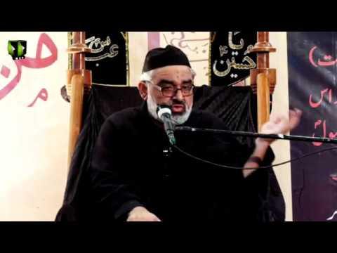 [04] Topic: Islami Tarbiyat Kay Marahil Or Bunyadi Usool | H.I Ali Murtaza Zaidi | Safar 1441 - Urdu