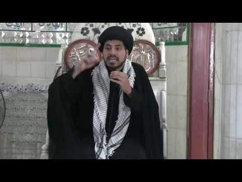 [Majlis] Topic: Marjaiyat; Muhafize Islam   Moulana Haider Ali Jafri   Muharram 1441/2019 - Urdu