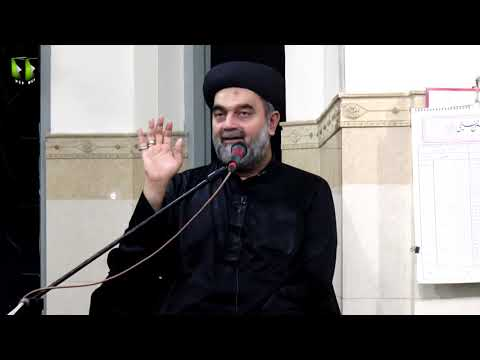 [09] Topic: Mojizaat Imam Hasan (as) Or Tarekh e Azwaaj e Masoom   H.I Muhammad Ali Naqvi - Urdu
