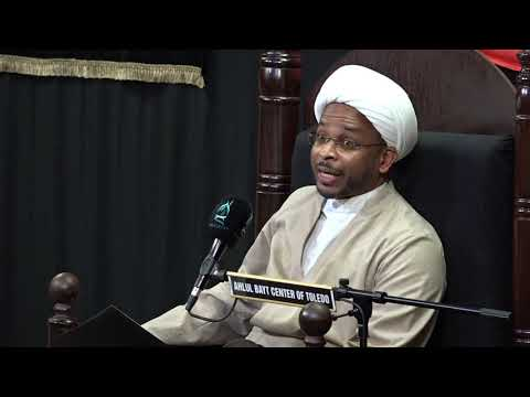 God Has Confidence in You - Sheikh Usama Abdulghani Oct.04,2019 English