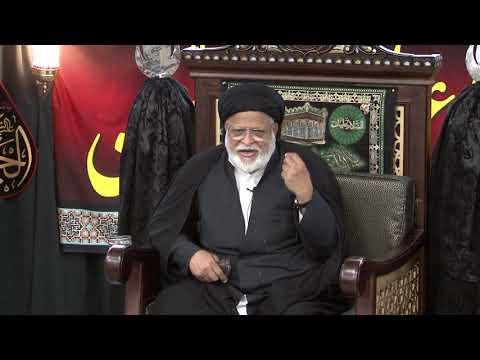 [1/3] Masaile Hayate Momin aur Unka Hal - Maulana Syed Safi Haider - Safar 1441/2019 Urdu
