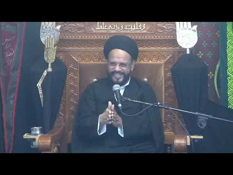 8th Majlis Ashra-E-Zainabia s.a Shab 19th Safar 1441/17.10.2019 Topic:Critical Thinking-HI Syed Muhammad Zaki Baqri-Urdu