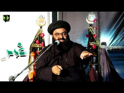 [Markazi Majlis e Aza] Shahadat Rasool Allah (saww) Wa Imam Hasan (as) | H.I Kazim Abbas Naqvi - Urdu