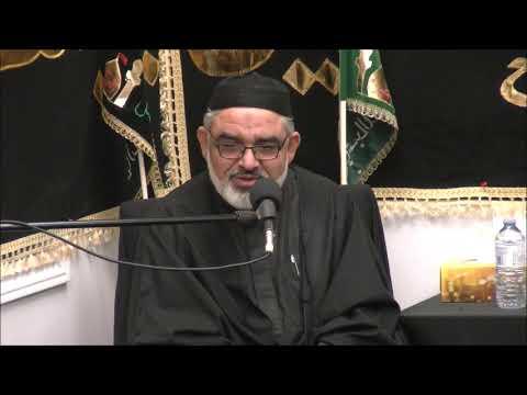 Molana Ali Murtaza Zaidi | 28th Safar 1441/2019 | Lady Fatimah (S.A ) Center - Urdu