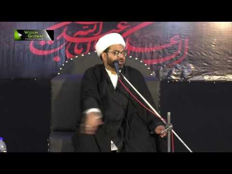 [02] Topic : Quran main Ayaat-e-Wilayat  | H.I Muhammad Raza Dawoodani | Muharram 1441-2019 | Urdu