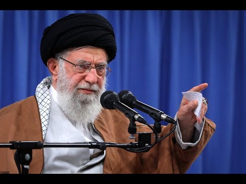 [03/11/19] Irans Leader renews ban on talks with US - English