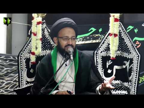 [03] Topic: Rahe Wilayat or Kamyabi   H.I Sadiq Raza Taqvi   1441/2019 - Urdu