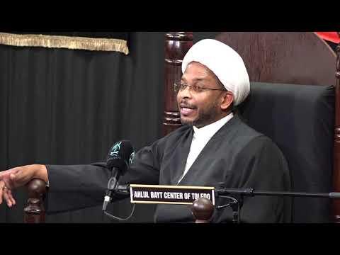 [Majlis] Topic:True Believer - Sheikh Usama Abdulghani Safar 1441/2019 English