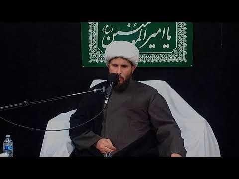 Having Faith in Allah's promise - Shaykh Hamza Sodagar English