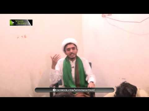 [Speech]Topic: Jashan e Milad un Nabi(a.s.w.s) | Agha Ghulam Asghar Mehdav| Rabi-ul-Awal 1441-2019 | Urdu