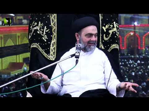 [Majlis] H.I Syed Muhammad Ali Naqvi   01 December 2019 - Urdu