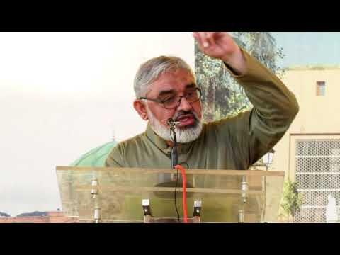 [8th Annual Meeting At Mehdia City] H.I Ali Murtaza Zaidi | 01 December 2019 - Urdu