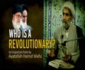 Who Is A Revolutionary? | An Important Point By Ayatollah Wafsi | Farsi Sub English
