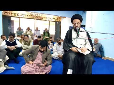 Dua e Kumail   H.I Syed Sadiq Raza Taqvi - Arabic / Urdu