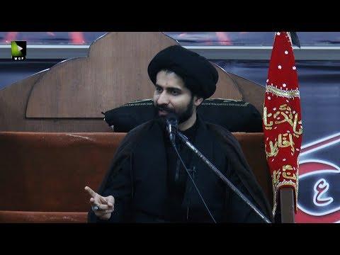 [Majlis 1] Topic: Awamil-e-Saqefa | Moulana Arif Shah Kazmi | Ayaam-e-Fatimiya (sa) 1441 - Urdu