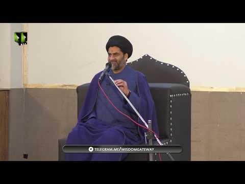 Majlis e Tarheem | مولانا علی ظفر نقوی | Urdu