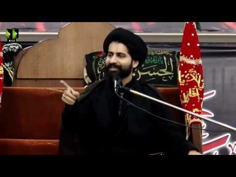 [Majlis 2] Topic: Awamil-e-Saqefa   Moulana Arif Shah Kazmi   Ayaam-e-Fatimiya (sa) 1441 - Urdu