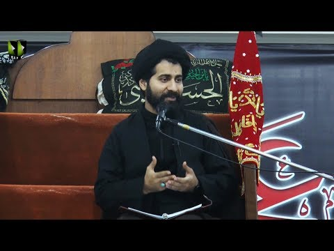 [Majlis 3] Topic: Awamil-e-Saqefa   Moulana Arif Shah Kazmi   Ayaam-e-Fatimiya (sa) 1441 - Urdu