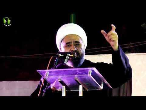 [Speech] Tahafuz-e-Namoos-e-Imam Mehdi (as) Conference | H.I Muhammad Amin Shaheedi - Urdu